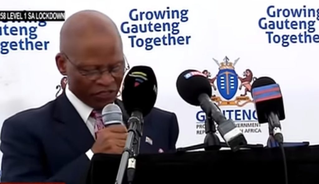 Medical scientists call for Mogoeng Mogoeng's impeachment
