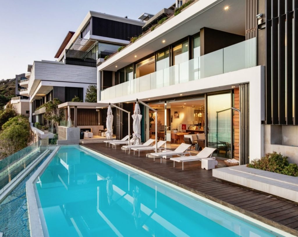 How to spend it ... R200m for SAs top property listing in Nettleton Road, Clifton
