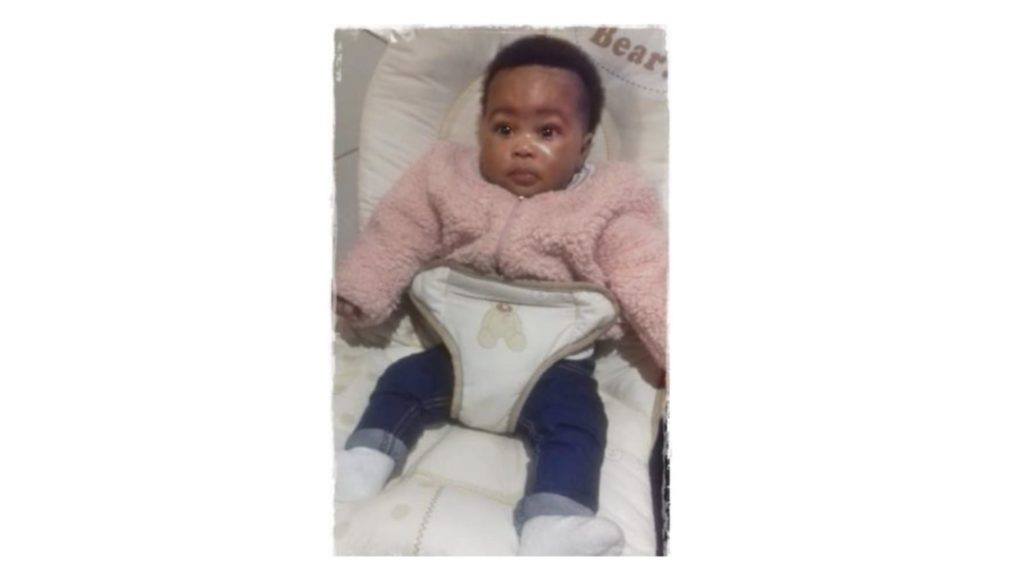 7-month-old Baby kidnapped in Bellville
