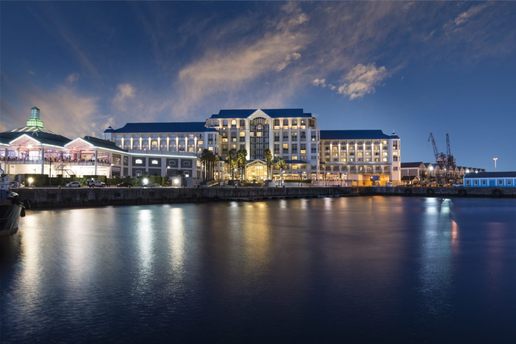 Sibalicious dining experience at the Table Bay Hotel