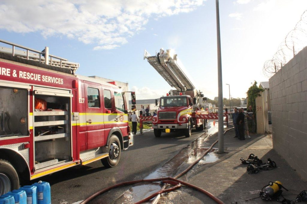 Cape Town's firefighters threatened in separate incidents