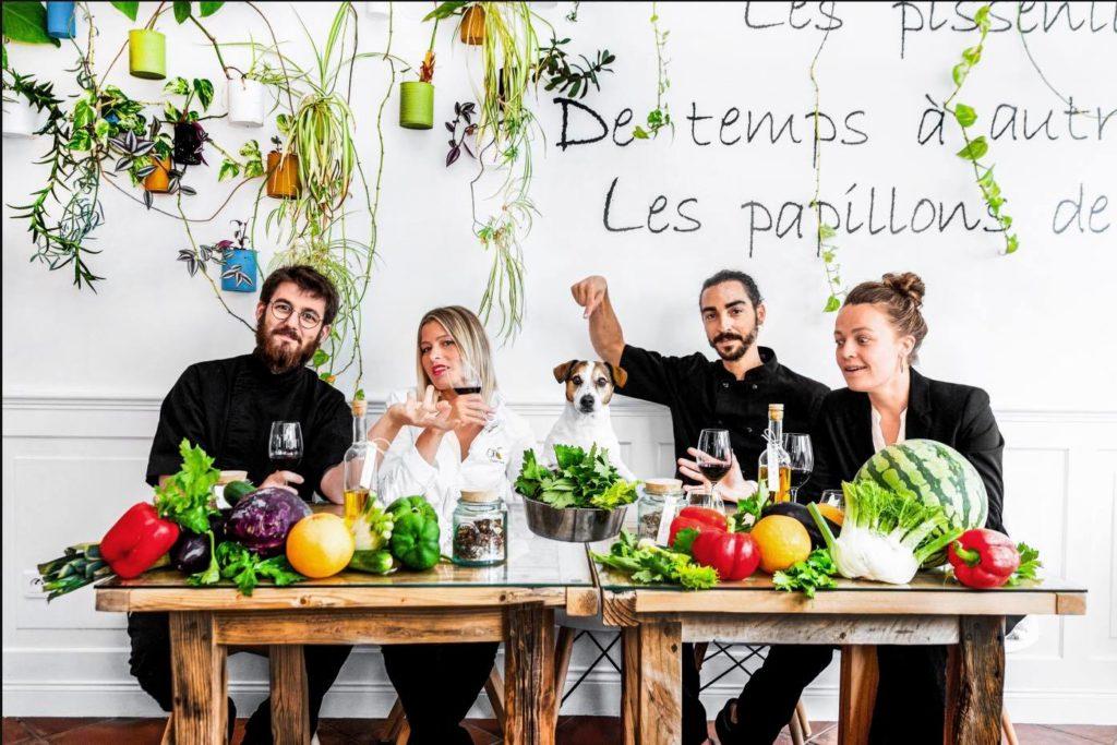 France receives their first Michelin star for vegan restaurant
