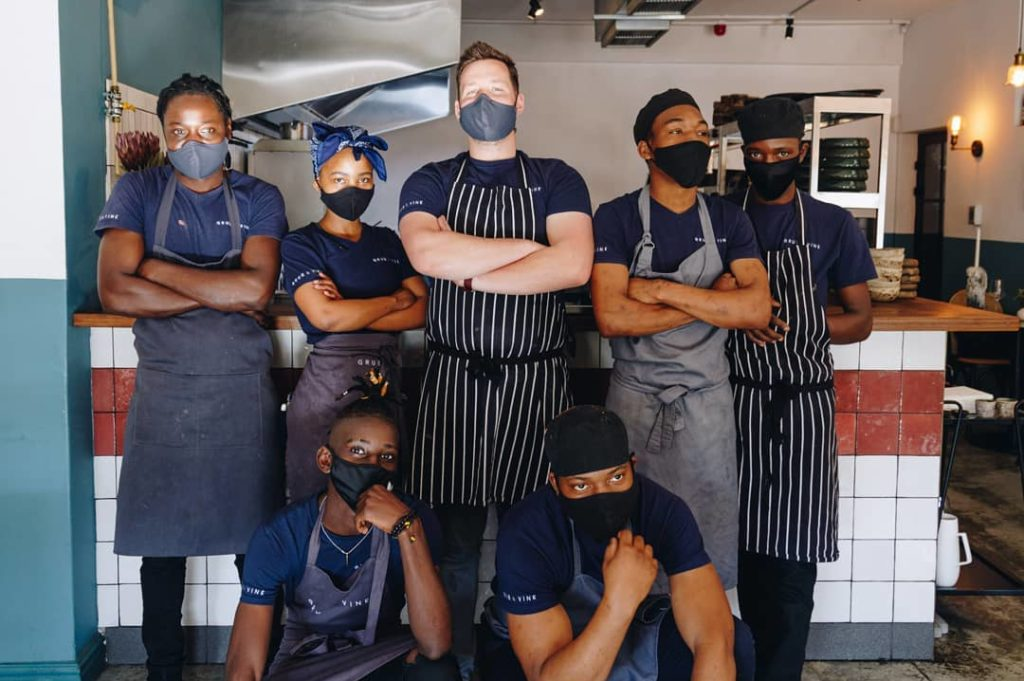 Revered Cape Town chef Matt Manning speaks out on plight of restaurant industry