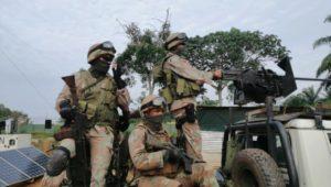 SANDF deployed in residential areas