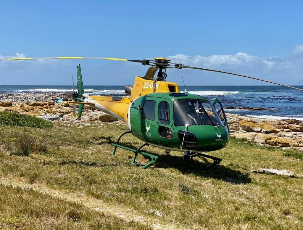 "SANParks pilot speaks out on ""racial attacks"" after damaged helicopter"