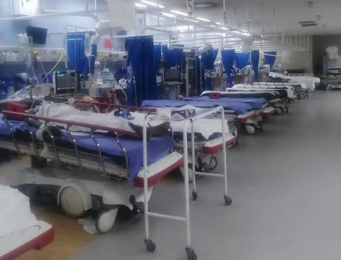 Chris Hani Hospital has no New Years trauma patients for first time ever