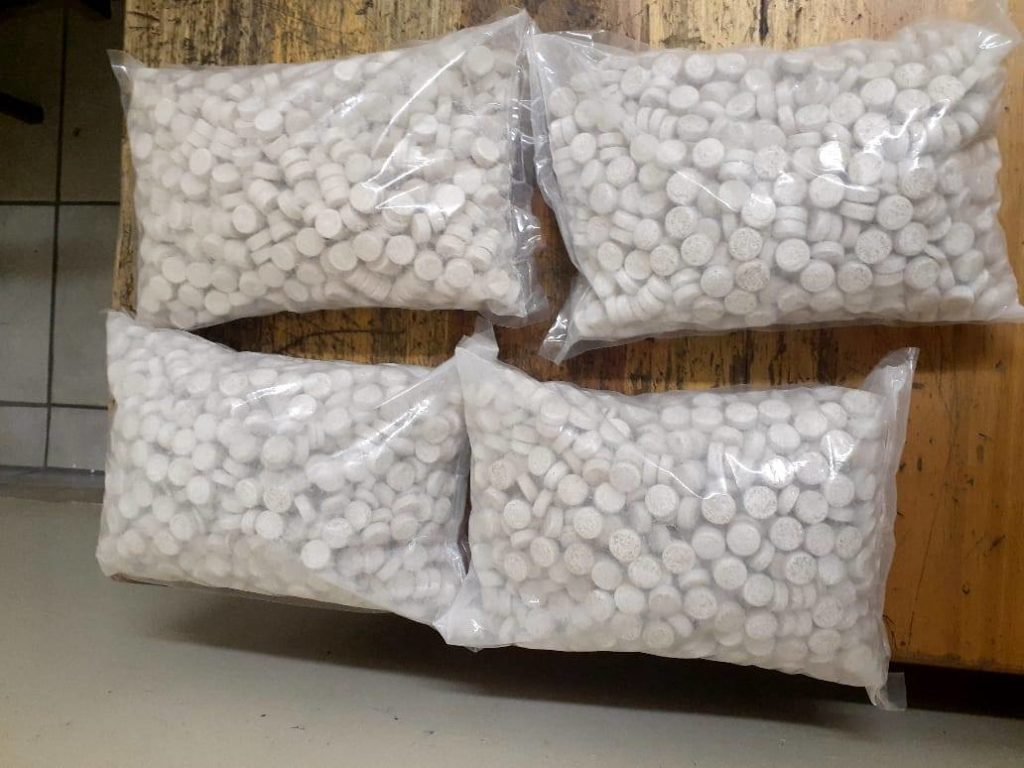 Oudtshoorn woman found with drugs worth R1.15-million