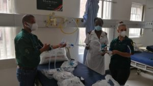 Gift of the Givers to deliver 250 CPAP ventilators to hospitals in the Garden Route