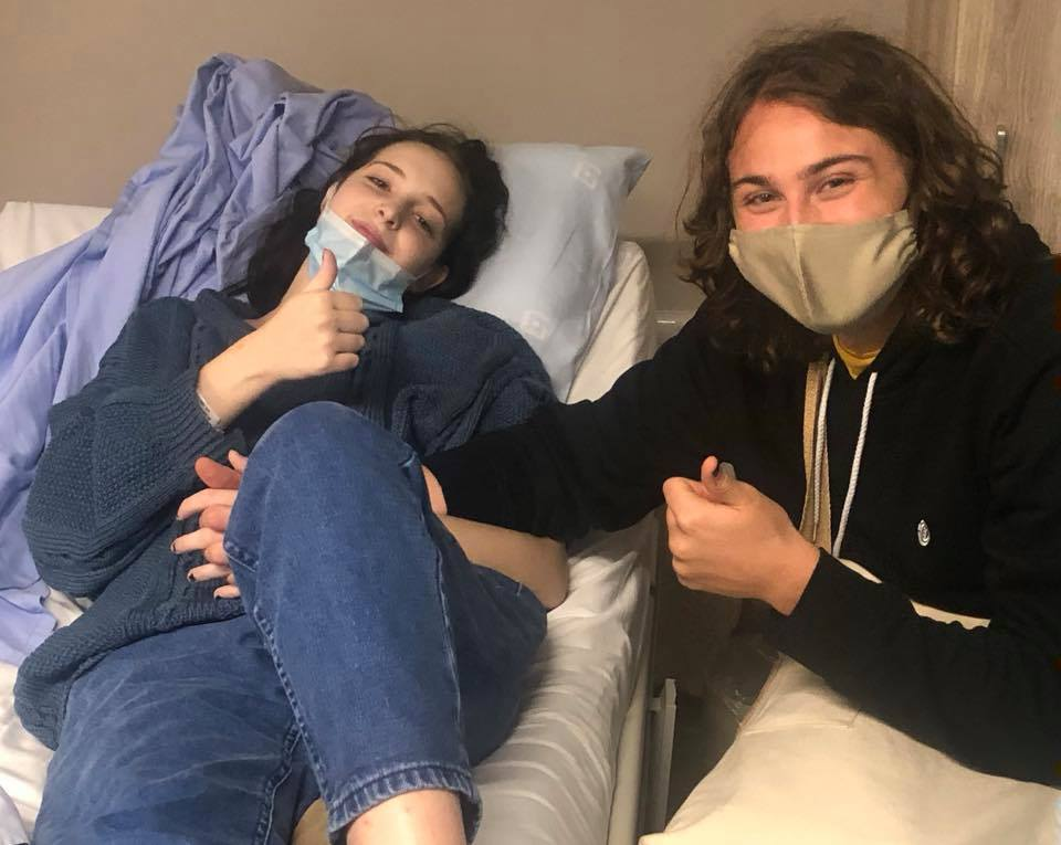 Camps Bay High School Matric student diagnosed with Hodgkin's Lymphoma