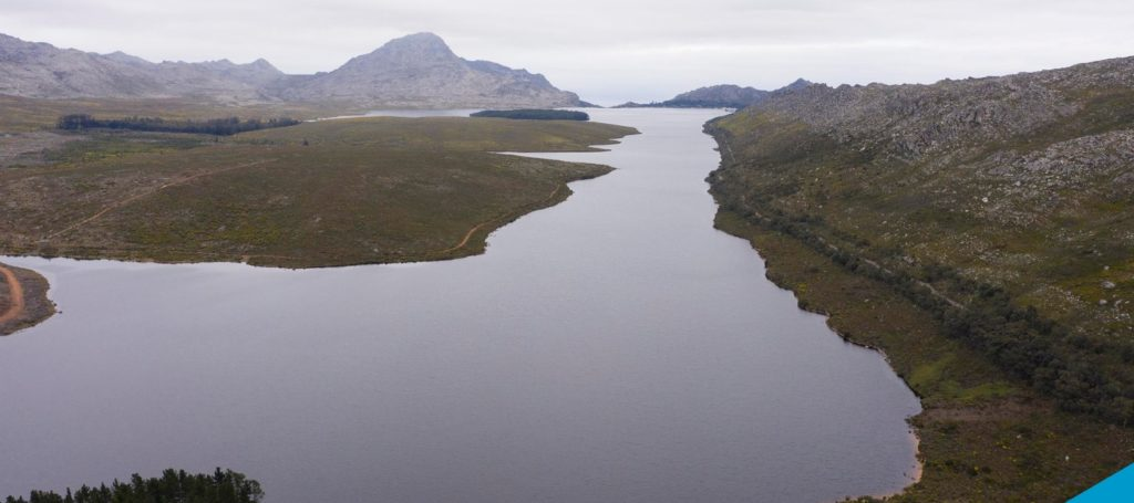 Cape Town dam levels decrease to 87,5%