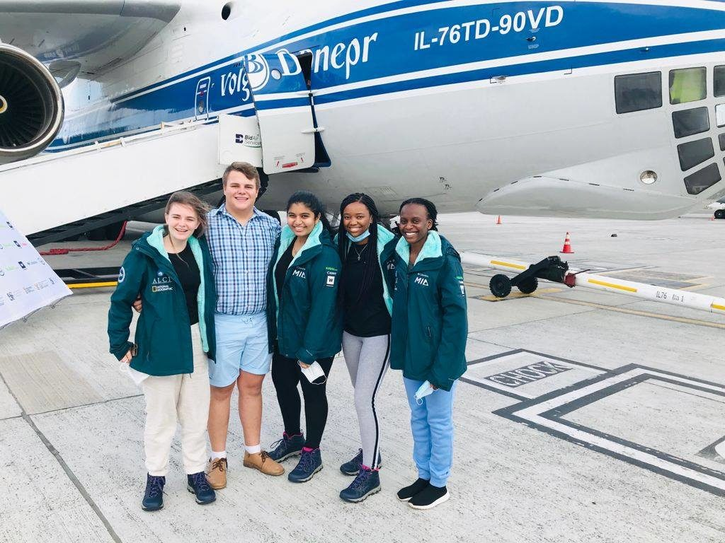 "Five SA matrics off on ""adventure of a lifetime"" in Antarctica"