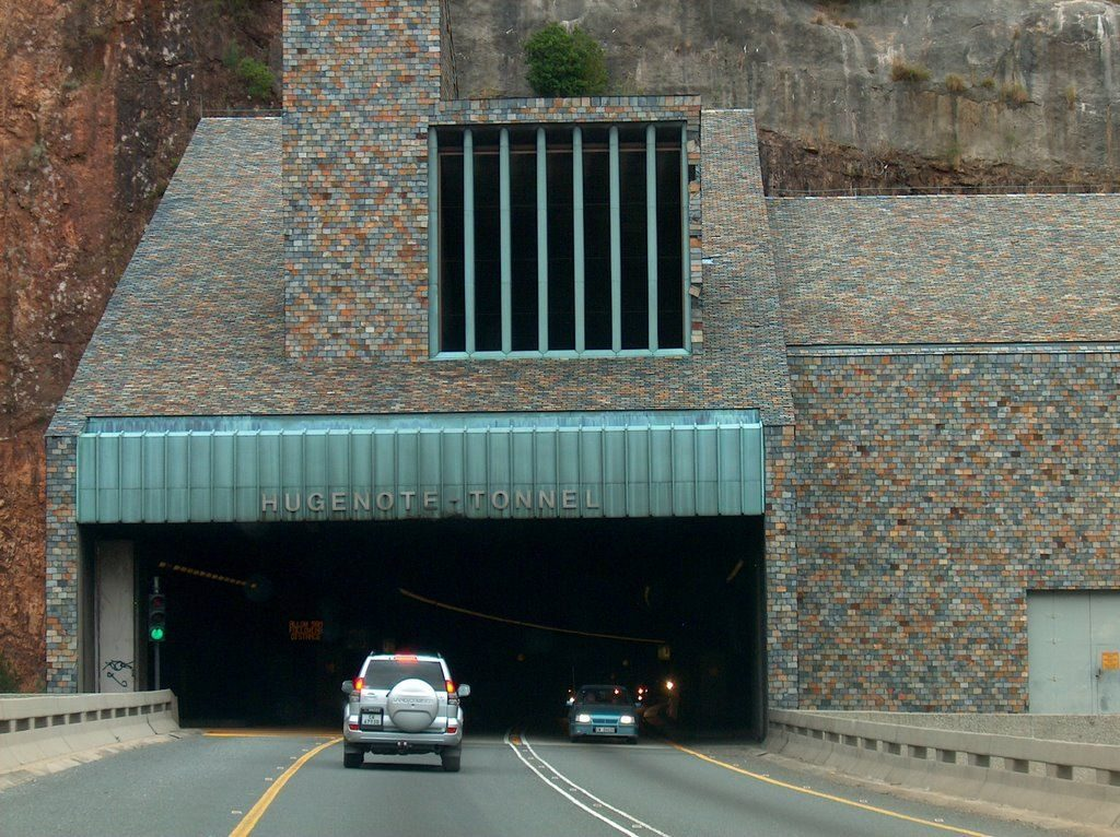 How the Huguenot Tunnel came to be was not a smooth ride