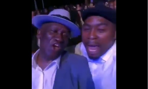 Viral video of Cele at party taken in 2017, says government