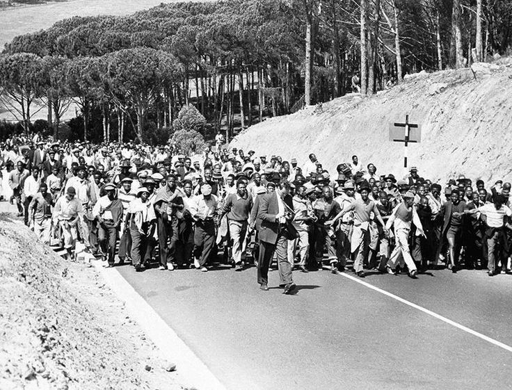 The anti-Apartheid story behind Philip Kgosana Drive