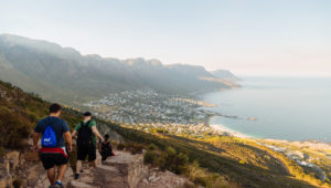 The beaches may be closed, but Cape Town is very much open