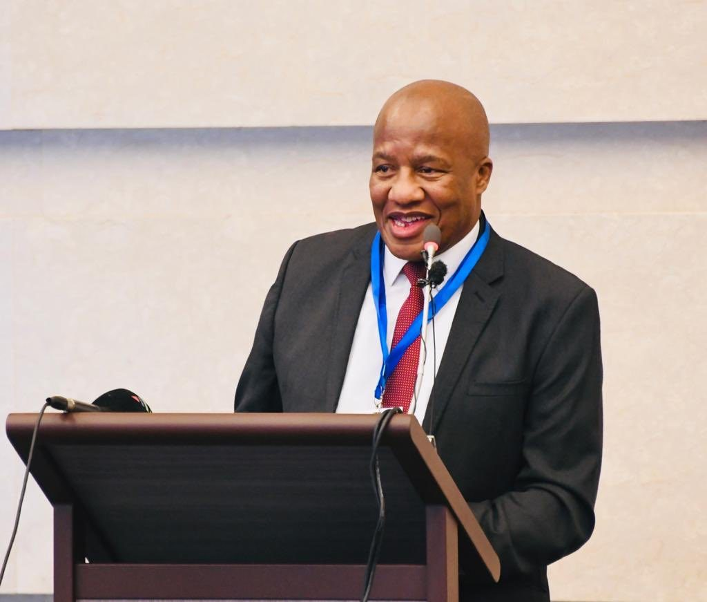 Minister Jackson Mthembu dies from COVID-19-related complications