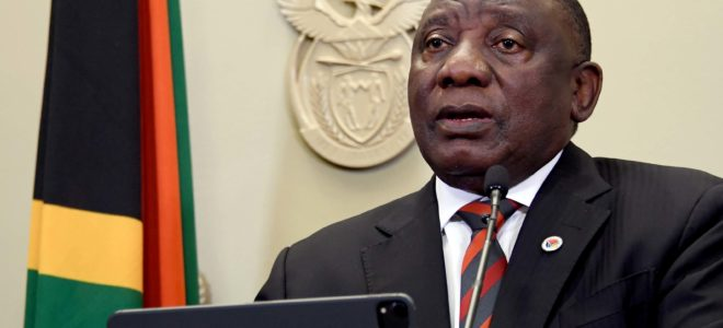 Ramaphosa calls for nationwide participation in vaccine roll-out