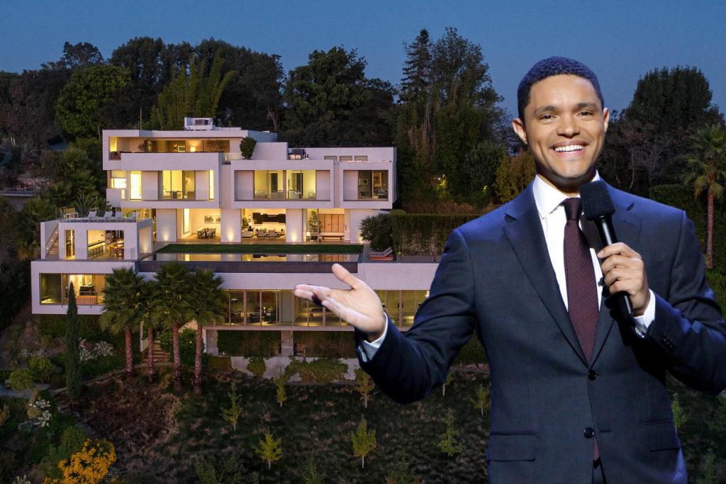 Trevor Noah slashed R420 million on a new mansion