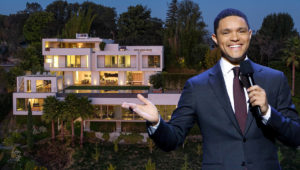 Trevor Noah slashed R420 million on a new mansion