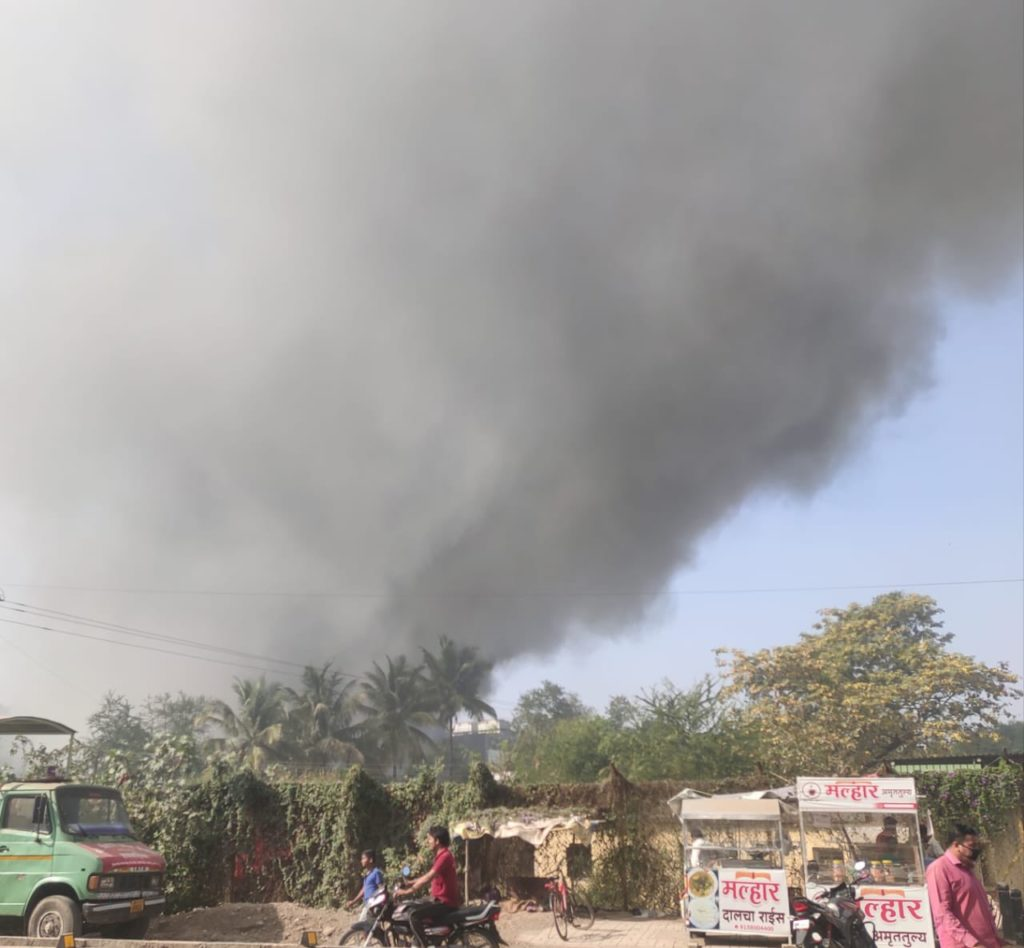 Fire breaks out at world's largest COVID-19 vaccine manufacturer in India