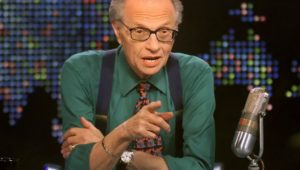 US broadcaster Larry King dies