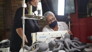Hippo.co.za toy project brings relief to local ceamstresses
