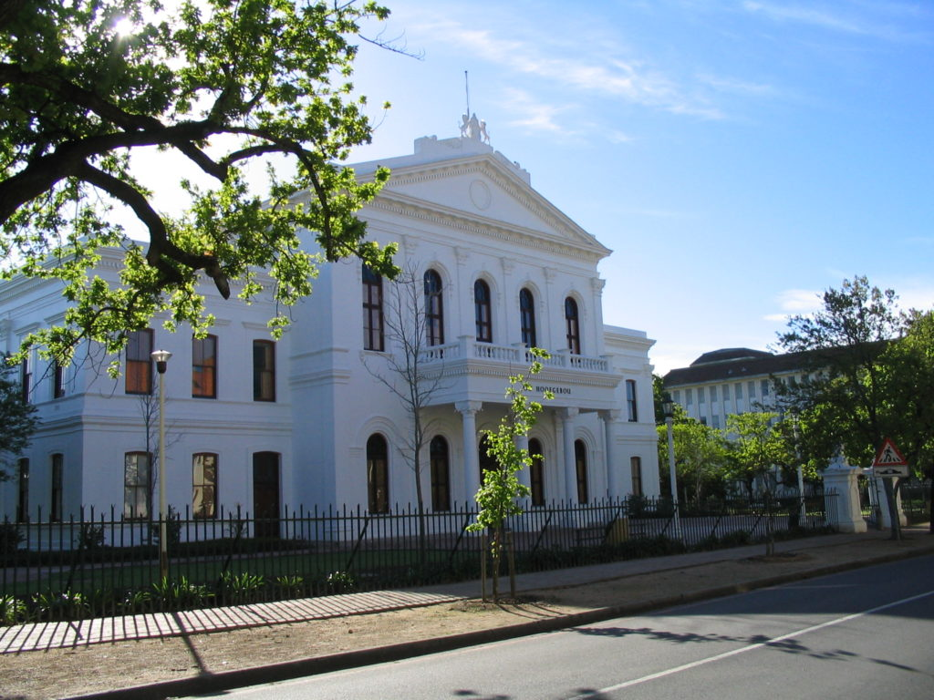 Stellenbosch vying to become first municipality without load shedding