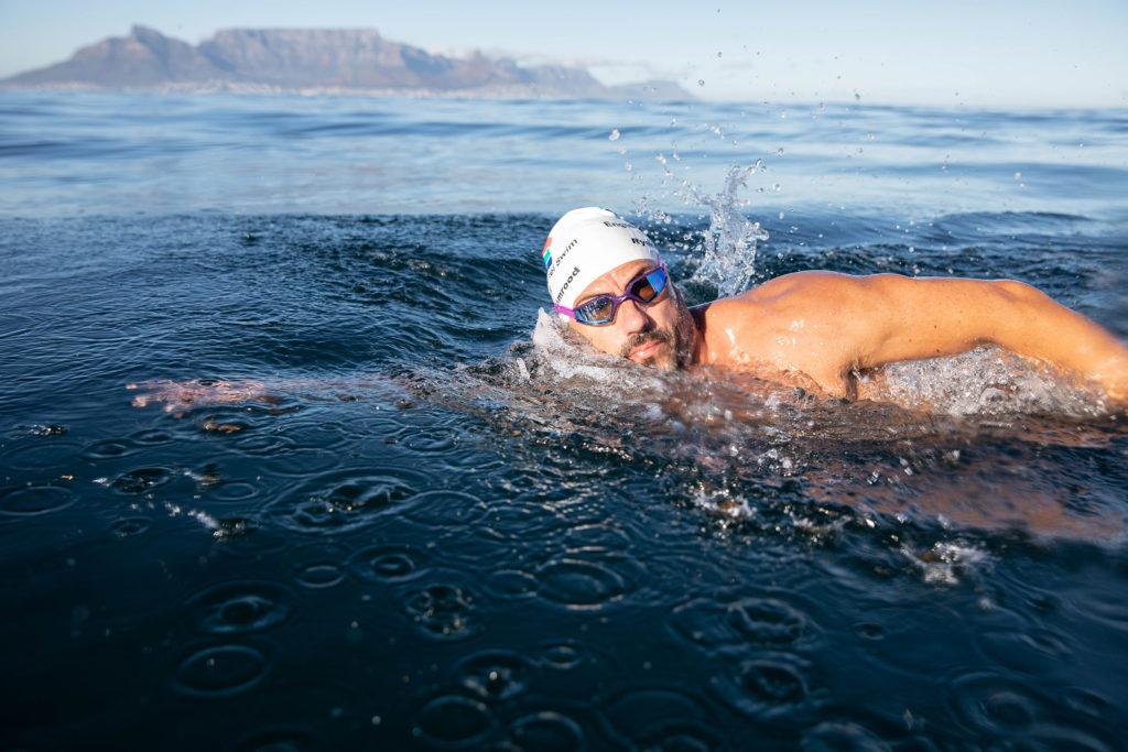 Extreme swimmer Ryan Stramrood nominated for international award