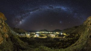 Reach for the stars at Sanbona