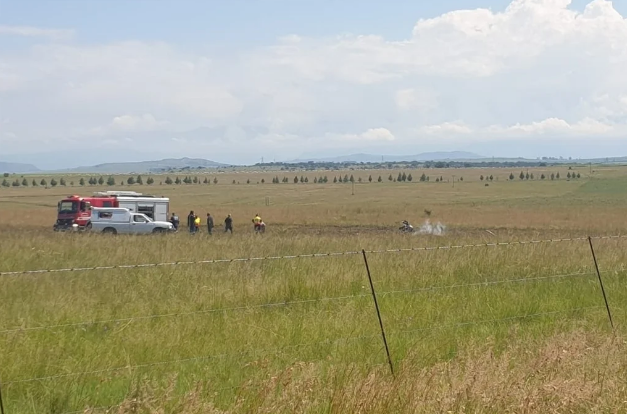 Five dead as Netcare helicopter explodes mid-air