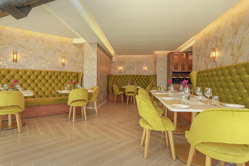 Fall in love with Franschhoek's new Smitten restaurant