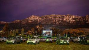 The Kirstenbosch Galileo Open Air Cinema returns