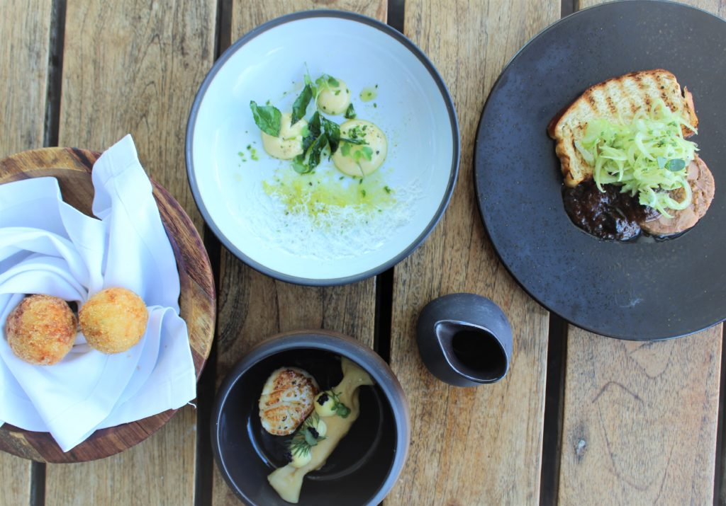 Harbour House launches tasting menu concept