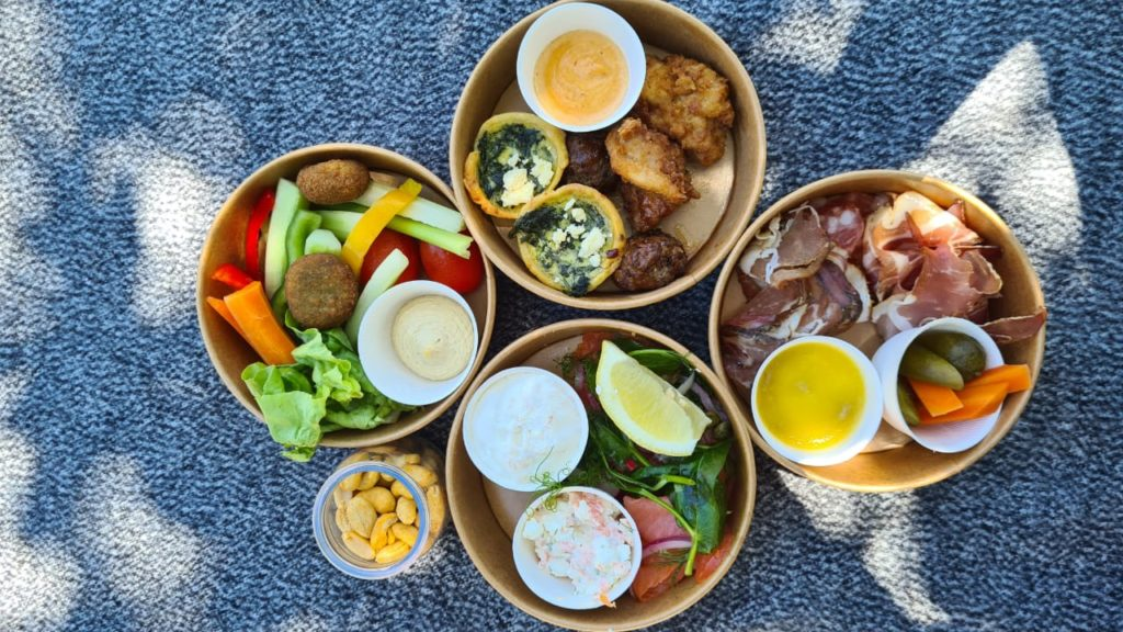 Up your picnic game at Belmond Mount Nelson