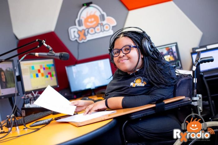 RX Radio reporters donate their voices to children with speech difficulties