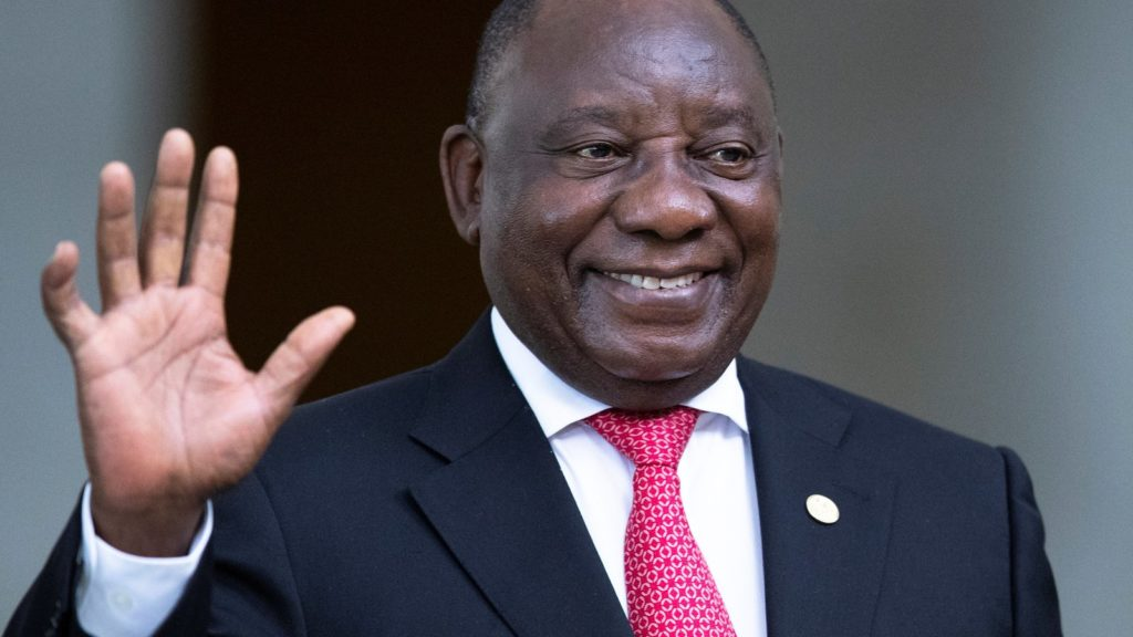 Ramaphosa orders Political Party Funding Act into action