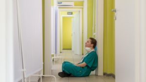 Doctor appeals to public to support exhausted healthcare workers