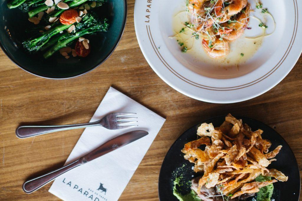 La Parada's tapas offer small plates and big rewards