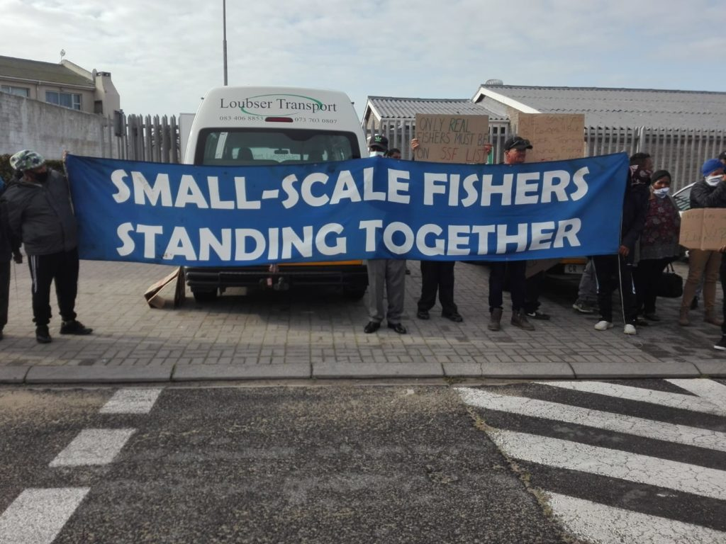 Small-scale fishing rights in Western Cape to reviewed, says Barbara Creecy