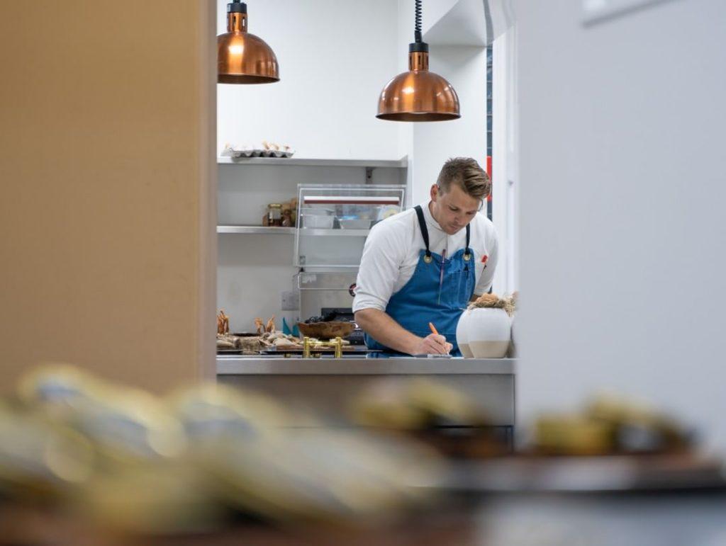 Cape Town Chef Jean Delport retains UK Michelin Star