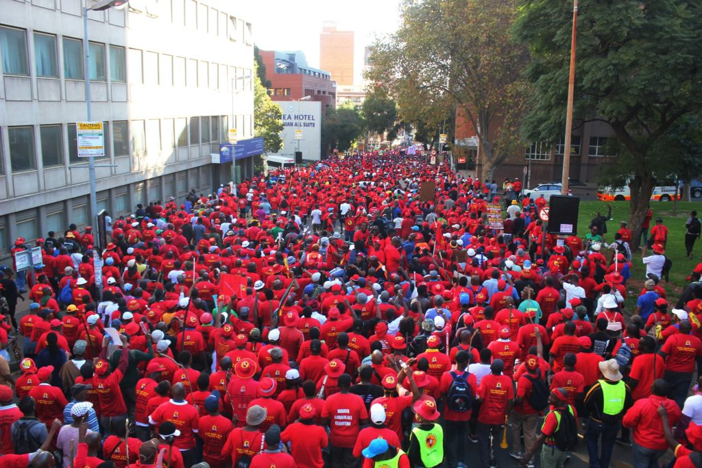 SAFTU plans nationwide strike for February 24