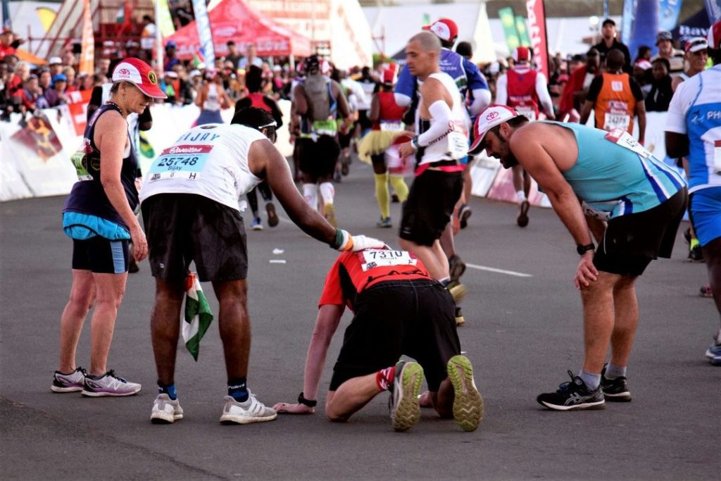 Comrades Marathon cancelled again after fears of third COVID-19 wave