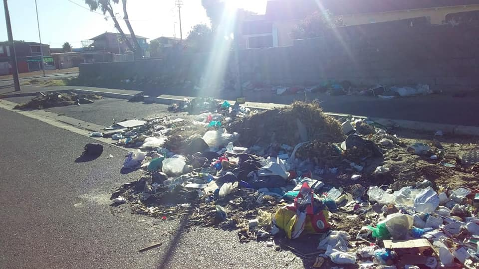Bonteheuwel residents urged to report illegal dumping