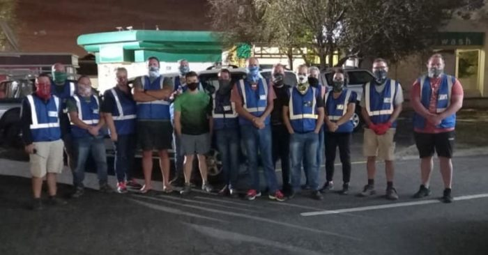 Strand community band together to combat crime