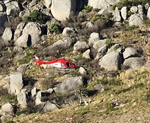 Man believed to have died from Lion's Head paragliding accident