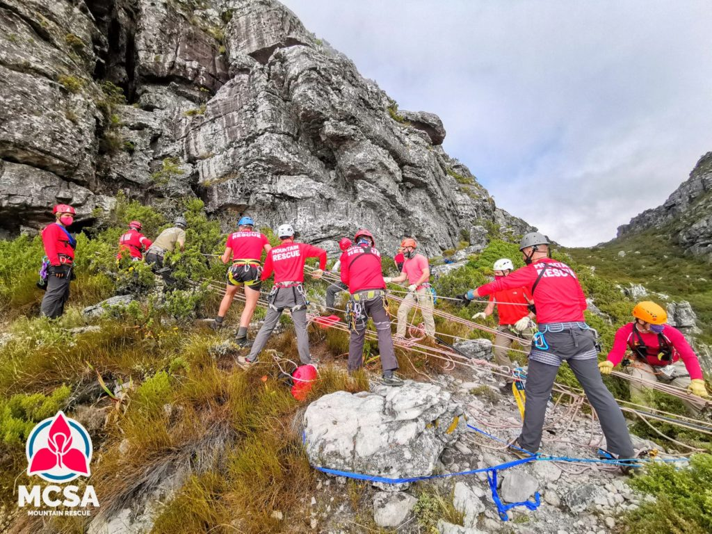 Body of woman recovered after complex rescue on Table Mountain