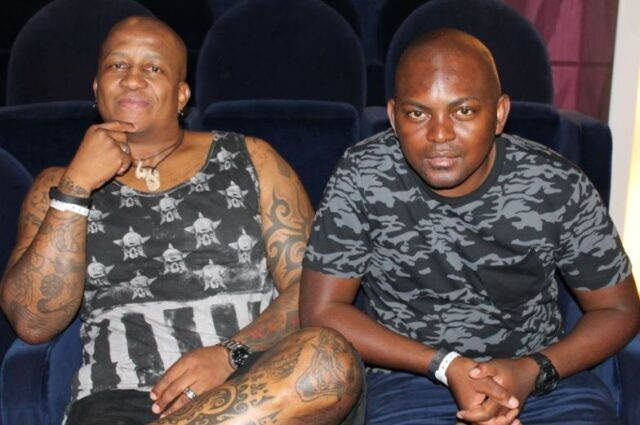 DJ Fresh and Euphonik dropped by Primedia Broadcasting