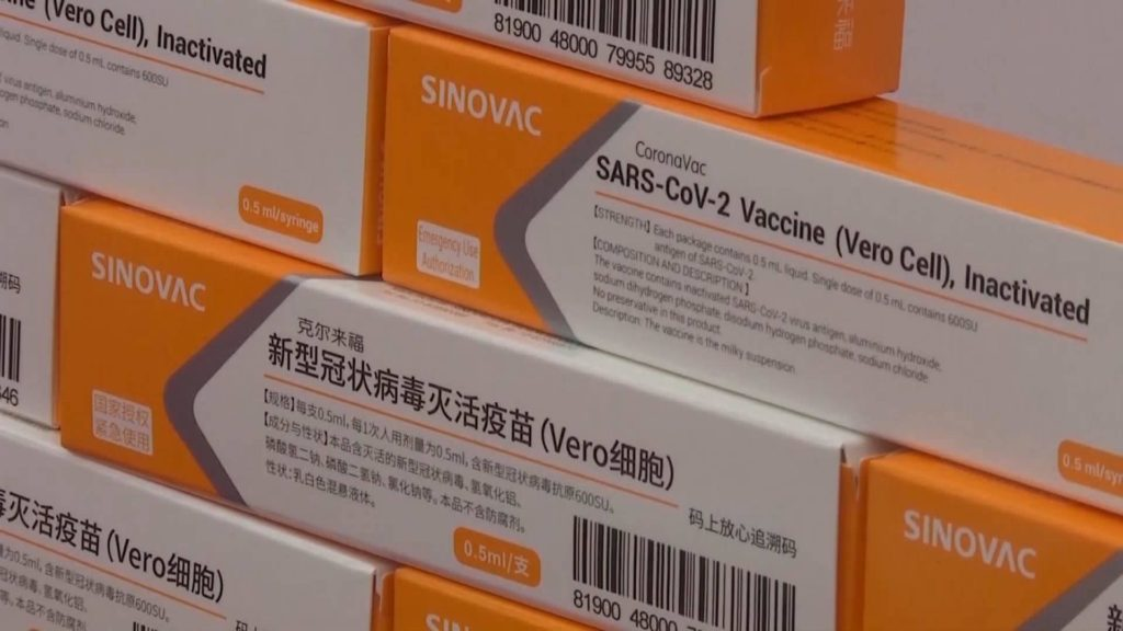 China to donate 10-million vaccine doses to COVAX scheme
