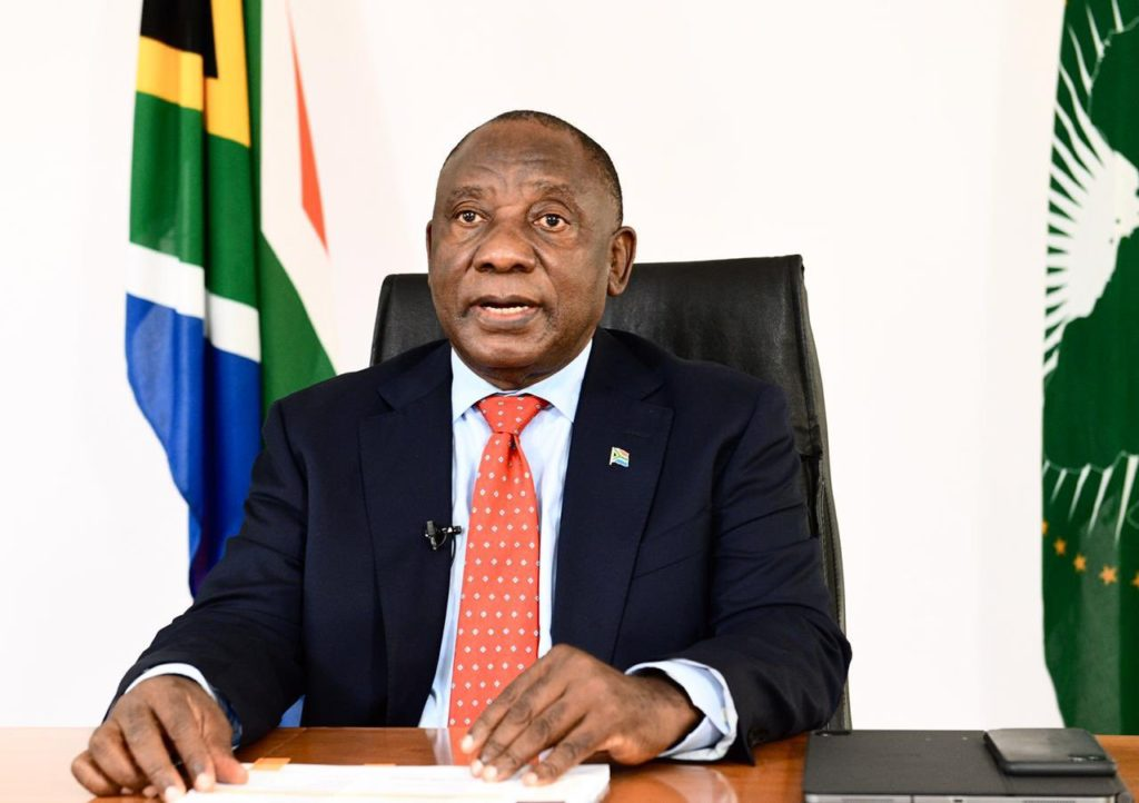 PPE fraudsters will be dealt with harshly, says Ramaphosa