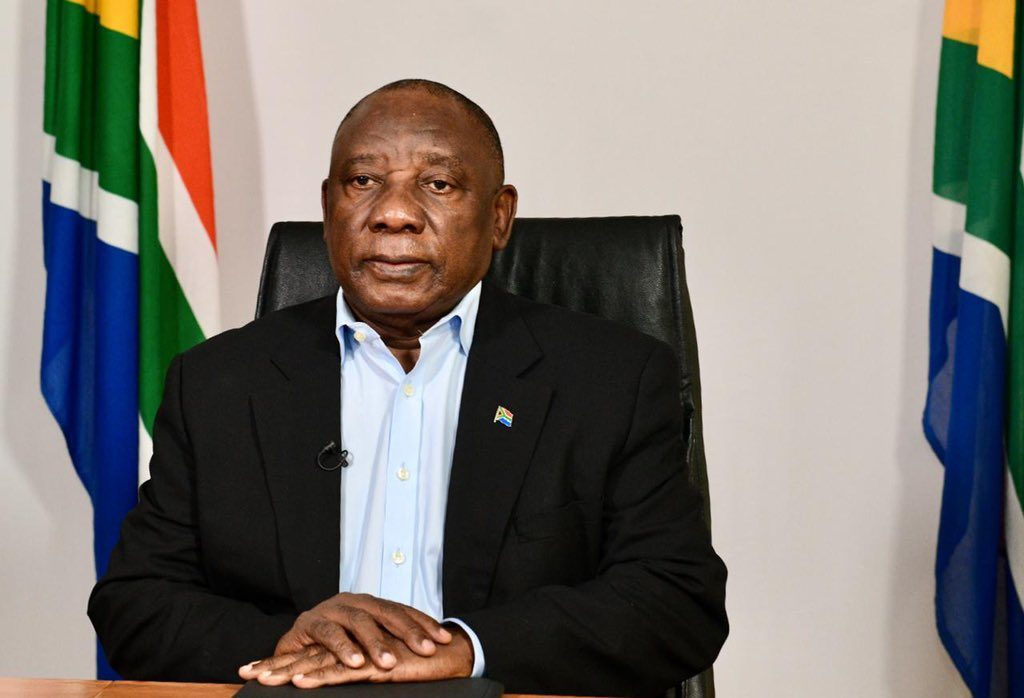 Ramaphosa appeals for vaccine donations from wealthy countries